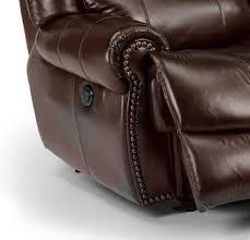 Flexsteel Leather Sofa Flexsteel Reclining Sofa Roselawnlutheran
