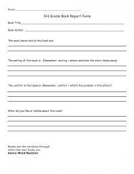 2nd grade book report template book report template 2nd grade professional and high quality