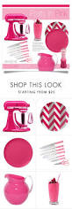 Pink Kitchen Knives Best 20 Kitchenaid Pink Ideas On Pinterest U2014no Signup Required