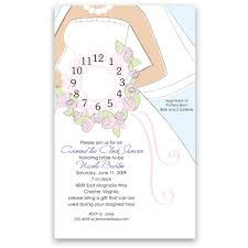 around the clock bridal shower hosting an around the clock shower look no further all you