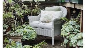 neptune chatto sofa and armchair lloyd loom garden furniture