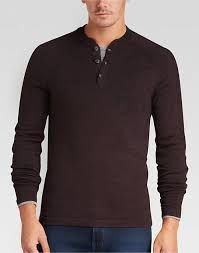 mens sweaters joseph abboud cabernet henley sweater s sweaters s