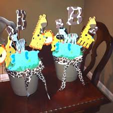baby shower centerpieces ideas for boys jungle theme baby shower centerpiece ideas jagl info