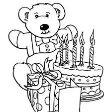 tigger love his birthday cake coloring pages best place to color