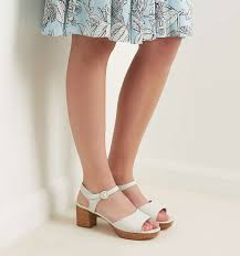white emmy sandal high heel shoes outlet shoes and boots hobbs