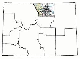 Greeley Colorado Map by Longs Peak Baptist Association Home