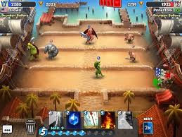 apk free castle crush clash in a free strategy card apk
