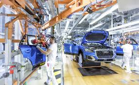 audi factory production and logistics audi mediacenter
