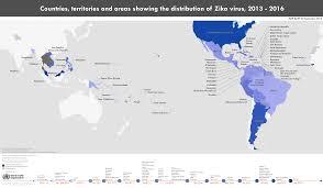 map of usa zika who zika situation report