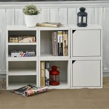 furniture home versatile stacked system modular shelves design