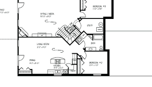 house plans with finished walkout basements house plans with finished walkout basements absolutely smart ranch
