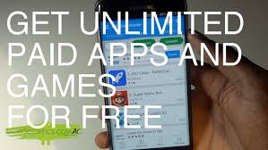 free paid apps android how to get unlimited paid android apps and for free on any
