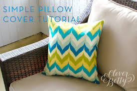 you had me at handmade beginner sewing tutorial simple pillow