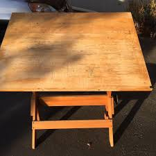 Antique Drafting Tables For Sale Best Antique Drafting Drawing Table For Sale In Scarborough