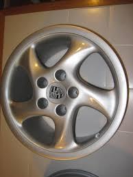 porsche silver powder coat refinishing oem turbo twist porsche wheels rennlist porsche