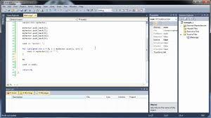 tutorial vector c c tutorial 18 vectors and vector functions youtube