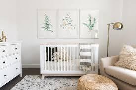 chambre bébé décoration chambre de bébé idées et inspirations originales