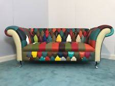 Patchwork Chesterfield - sales and logistics on ebay store glance