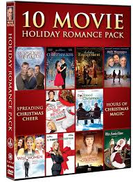amazon com holiday romance collection movie 10 pack various