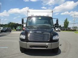2009 freightliner m2 106 medium box van truck for sale 1890