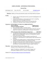 Health Education Resume Sample Resume For It Professional Experience Resume For Your Job