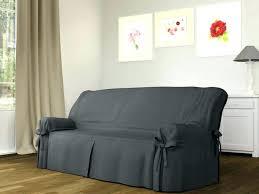 housses pour canapé housse canape cuir changer housse canape fauteuil 3suisses alinea