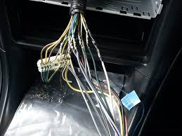 vt vx installing an aftermarket head unit just commodores