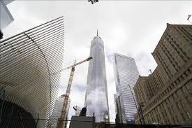 imagenes fuertes del world trade center la nueva estación del wtc representará el renacer de nueva york