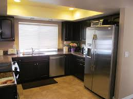 Kitchen Designs With Black Appliances by Kitchens With Black Appliances And Oak Cabinets Marissa Kay Home