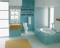 bathroom wall decals realie org