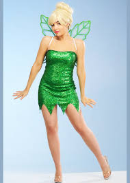 tinkerbell costume tinkerbell style green sequin fairy costume