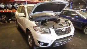 wrecking 2011 hyundai santa fe 2 2 c16608 youtube