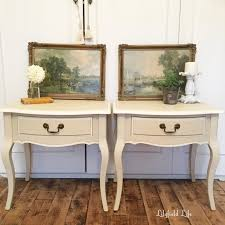lilyfield life french country bedside tables