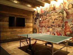 vintage ping pong table table designs