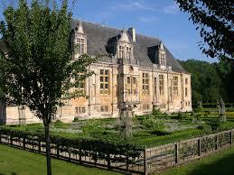 garde corps jardin château du grand jardin wikipedia