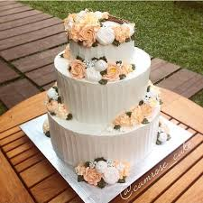wedding cake bandung 3 tiers wedding cake bandung bandungcake bandungjuara