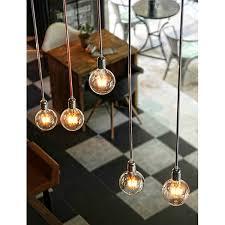 a 19 led bulb oak leaf edison style filament vintage led bulb 7