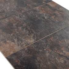 home floor and decor himalaya charcoal porcelain tile 12in x 24in 912102744