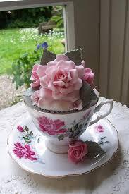 roses teacups food favor roses teacups 1988122 weddbook