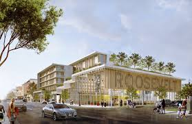 gallery of 3 top architects selected to design community oriented