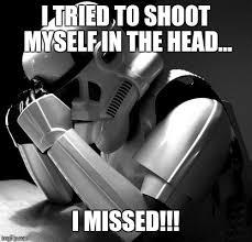 Shoot Myself Meme - i am the ultimate loser imgflip