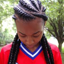 red cornrow braided hair 55 gorgeous hairstyles for ghana braids look beautiful and live