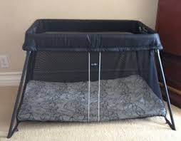 baby bjorn travel crib light review and giveaway closed