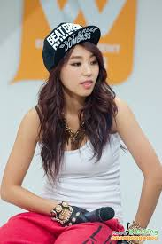hyorin put on long hair bora and hyorin sistar sistar19 sexy gangsters white tank tops