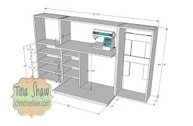 Sewing Machine Cabinet Plans by Basic Plans For The Sewing Box Minus The Pull Outs Sewing