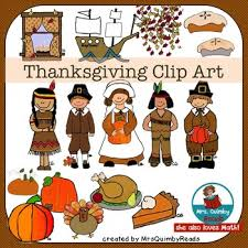 thanksgiving clip chrisqclipart for pages and products by