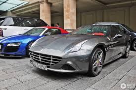 Ferrari California Grey - ferrari california t 2 april 2017 autogespot