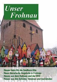 Virtuelle Chronik Der Deutschen Jugendfeuerwehr Unser Frohnau 59 By Magazin