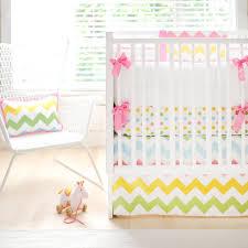 Baby Bedding Zig Zag Baby In Rainbow Baby Bedding Set U2013 Jack And Jill Boutique