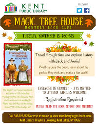 the first thanksgiving book upcoming events at kent library